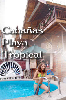 Cabañas Playa Tropical